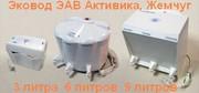Лучший бесфильтровый очиститель воды Эковод 3,  6 и 9 литров Жемчуг,  Ак